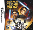 Star Wars The Clone Wars: Republic Heroes - DS (Cartridge Only)