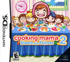 Cooking Mama 2: Dinner With Friends - DS (Cartridge Only, No Label)