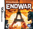 Tom Clancy's EndWar - DS (Cartridge Only, No Label)