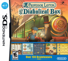 Professor Layton and the Diabolical Box - DS (Cartridge Only)