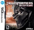 Transformers: Decepticons - DS (Cartridge Only)