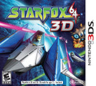 Star Fox 64 3D  - 3DS (Cartridge Only)