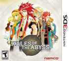 Tales of the Abyss  - 3DS (Cartridge Only, Cartridge Wear)