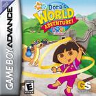 Dora the Explorer: Dora's World Adventure - GBA (Cartridge Only)