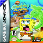SpongeBob SquarePants: Revenge of the Flying Dutchman - GBA (Cartridge Only)