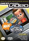 Game Boy Advance Video: The Adventures of Jimmy Neutron, Boy Genius - Volume 1 - GBA (Cartridge Only)