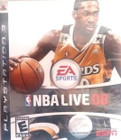 NBA Live 08 - PS3 (Disc Only)