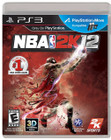 NBA 2K12 - PS3 (Disc Only)