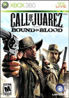 Call of Juarez: Bound in Blood- XBOX 360 (Disc Only)