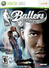 NBA Ballers: Chosen One- XBOX 360 (Disc Only)