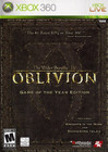 The Elder Scrolls IV: Oblivion - XBOX 360 (Disc Only)