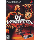 Def Jam: Vendetta - PS2 -(With Book)