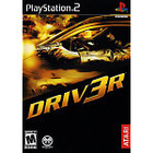 Driver 3 - PS2 (With Book)