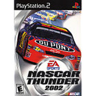 NASCAR Thunder 2002 - PS2 (Disc Only)