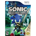 Sonic And The Black Knight - Wii (Used)