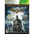 Batman Arkham Asylum Game of the Year Edition  - XBOX 360 [Brand New]