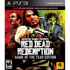 Red Dead Redemption: Game Of The Year Edition - PS3 (Used)