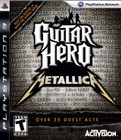 Guitar Hero: Metallica - PS3