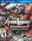 Dynasty Warriors 8: Xtreme Legends Complete Edition- PS Vita