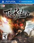Toukiden: The Age of Demons - PS Vita