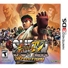 Super Street Fighter IV: 3D Edition  - 3DS (Cartridge Only)