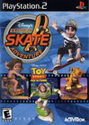 Disney's Extreme Skate Adventure - PS2 (Disc Only)