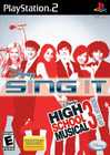 Disney Sing It! High School Musical 3: Senior Year - PS2 (Disc Only)