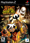 The Secret Saturdays: Beasts of the 5th Sun - PS2 (Disc Only)