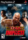 TNA iMPACT! - PS2 (Disc Only)