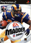 Madden NFL 2003 - PS2 (Disc Only)