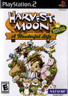 Harvest Moon: A Wonderful Life Special Edition - PS2 (Disc Only)