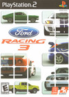 Ford Racing 3 - PS2 (Disc Only)