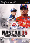 NASCAR 06: Total Team Control - PS2 (Disc Only)