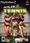 Outlaw Tennis - PS2 (Disc Only)