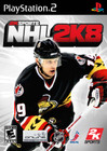 NHL 2K8 - PS2 (Disc Only)