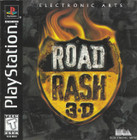 Road Rash 3D - PS1 (Disc Only)