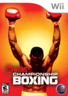 Showtime Championship Boxing- Wii