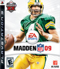 Madden NFL 09 - PS3 (Disc Only)