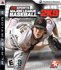 Major League Baseball 2K9 - PS3 (Disc Only)