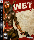 Wet - PS3 (Disc Only)
