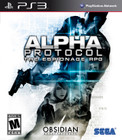 Alpha Protocol - PS3 (Disc Only)