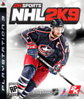 NHL 2K9 - PS3 (Disc Only)