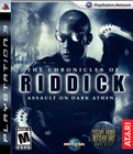 The Chronicles of Riddick: Assault on Dark Athena - PS3 (Disc Only)