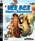 Ice Age: Dawn of the Dinosaurs - PS3 (Disc Only)