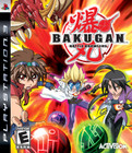 Bakugan Battle Brawlers - PS3 (Disc Only)