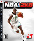 NBA 2K8 - PS3 (Disc Only)