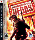 Tom Clancy's Rainbow Six Vegas - PS3 (Disc Only)
