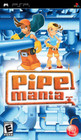 Pipe Mania - PSP (UMD Only)