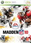 Madden NFL 10 - XBOX 360 (Disc Only)