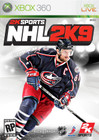 NHL 2K9 - XBOX 360 (Disc Only)